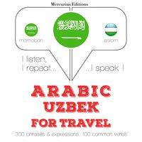 Arabic – Uzbek : For travel - JM Gardner