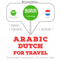 Arabic – Dutch : For travel - JM Gardner