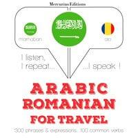Arabic – Romanian : For travel - JM Gardner