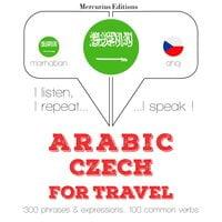 Arabic – Czech : For travel - JM Gardner