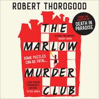 The Marlow Murder Club - Robert Thorogood