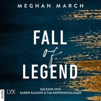 Fall of Legend - Legend Trilogie, Teil 1 - Meghan March
