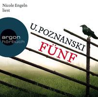 Fünf - Kaspary & Wenninger ermitteln, Band 1 - Ursula Poznanski