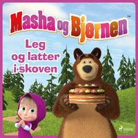 Masha og Bjørnen - Leg og latter i skoven - Animaccord Ltd
