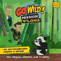 Go Wild! Mission Wildnis: Die Gottesanbeterin / Pandas in Gefahr - Thomas Karallus