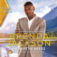 The Wife He Needs - Brenda Jackson