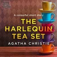 The Harlequin Tea Set - Agatha Christie