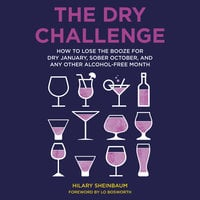 The Dry Challenge: How to Lose the Booze for Dry January, Sober October, and Any Other Alcohol-Free Month - Hilary Sheinbaum