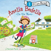 Amelia Bedelia on the Move - Herman Parish