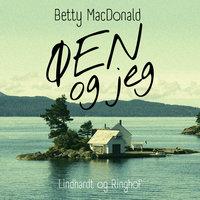 Øen og jeg - Betty Macdonald