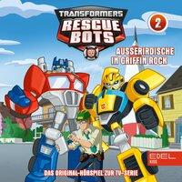 Transformers Rescue Bots: Teufelskerle / Ausserirdische in Griffin Rock - Thomas Karallus