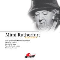 Mimi Rutherfurt, Edition 9: Vier Spannende Kriminalhörspiele - Maureen Butcher
