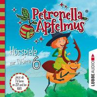 Petronella Apfelmus, Teil 6: Energie aus der Dose, Das blaue Wunder, Die Zauberprüfung - Cornelia Neudert