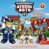 Transformers Rescue Bots: Cody und der Bösewicht / Das Griffin Rock Dreieck - Thomas Karallus