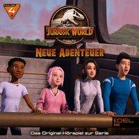 Jurassic World - Neue Abenteuer 4: Vom Niemand zum Jemand / Endstation - Marcus Giersch
