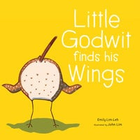 Little Godwit Finds His Wings - Emily Lim-Leh