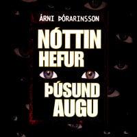 Nóttin hefur þúsund augu - Árni Þórarinsson