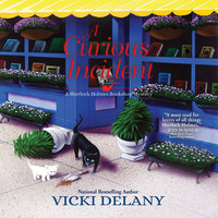 A Curious Incident - Vicki Delany
