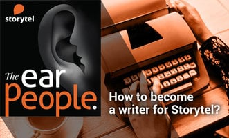 19: How to become a writer for Storytel? - Storytel India