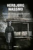 Húsini við blindu glasveranduni - Herbjørg Wassmo