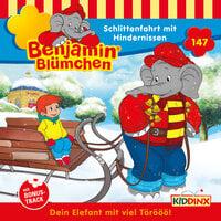 Benjamin Blümchen: Schlittenfahrt mit Hindernissen - V. Andreas