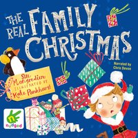 The Real Family Christmas - Sue Mongredien