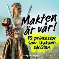 Prinsessan som blev frihetskämpe - Nina Hampusson
