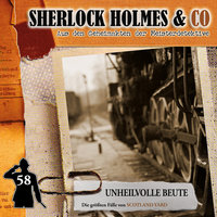 Sherlock Holmes & Co: Unheilvolle Beute - Markus Duschek