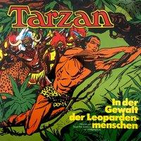 Tarzan: In der Gewalt der Leopardenmenschen - Edgar Rice Burroughs, Wolfgang Ecke