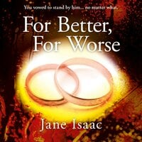 For Better For Worse - Jane Isaac