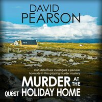 Murder at the Holiday Home - David Pearson