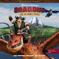 Dragons: Die Stellvertreterin / Der treue Orden der Ingermans - Thomas Karallus