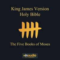 King James Version Holy Bible - The Five Books of Moses - Various authors