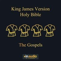 King James Version Holy Bible - The Gospels - Various authors