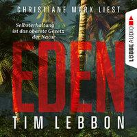 Eden - Tim Lebbon