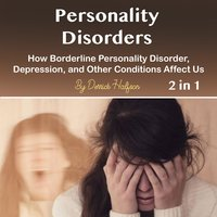 Personality Disorders - Derrick Halfson