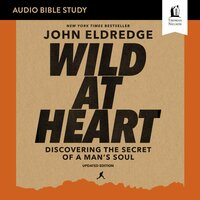 Wild at Heart Updated: Audio Bible Studies Discovering the Secret of a Man's Soul - John Eldredge