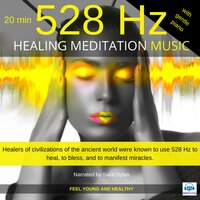 Healing Meditation Music 528 Hz with piano 20 minutes - FEEL YOUNG AND HEALTHY - Sara Dylan
