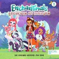 Enchantimals: Die Super-Duper-Zaubermaschine / Danessas Liebling - Anna Zwick
