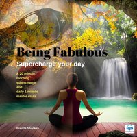 Supercharge Your Day: A 20 minute morning supercharge and daily 1 minute master class - Brenda Shankey