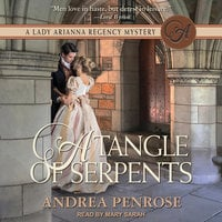 A Tangle of Serpents - Andrea Penrose