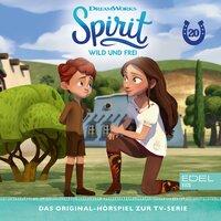 Spirit: April, April! / Große Schwester Lucky - Susanne Sternberg