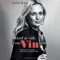 Værd at vide om VIN - Nana Wad