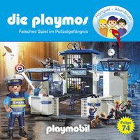 Die Playmos: Falsches Spiel im Polizeigefängnis - Florian Fickel, David Bredel