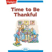 Time to be Thankful - Eileen Spinelli