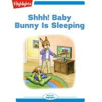 Shhh Baby Bunny Is Sleeping - Eileen Spinelli