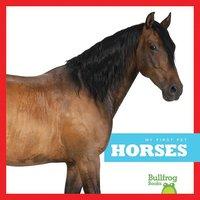 Horses - Vanessa Black