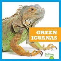 Green Iguanas - Vanessa Black