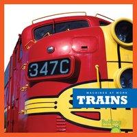 Trains - Rebecca Stromstad Glaser