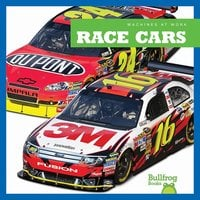 Race Cars - Allan Morey